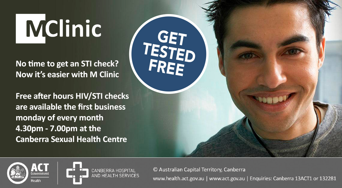 Act sexual health clinic