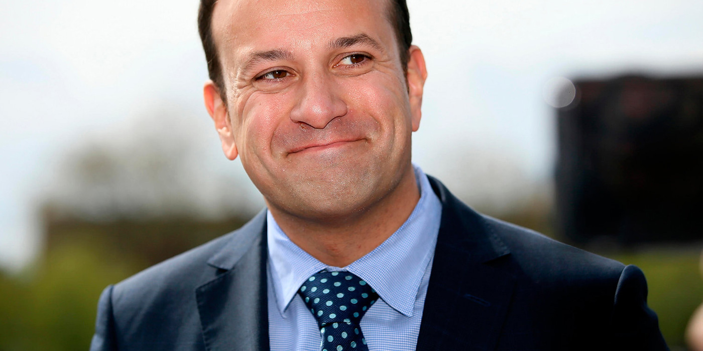 first openly gay leader to be elected with a majority