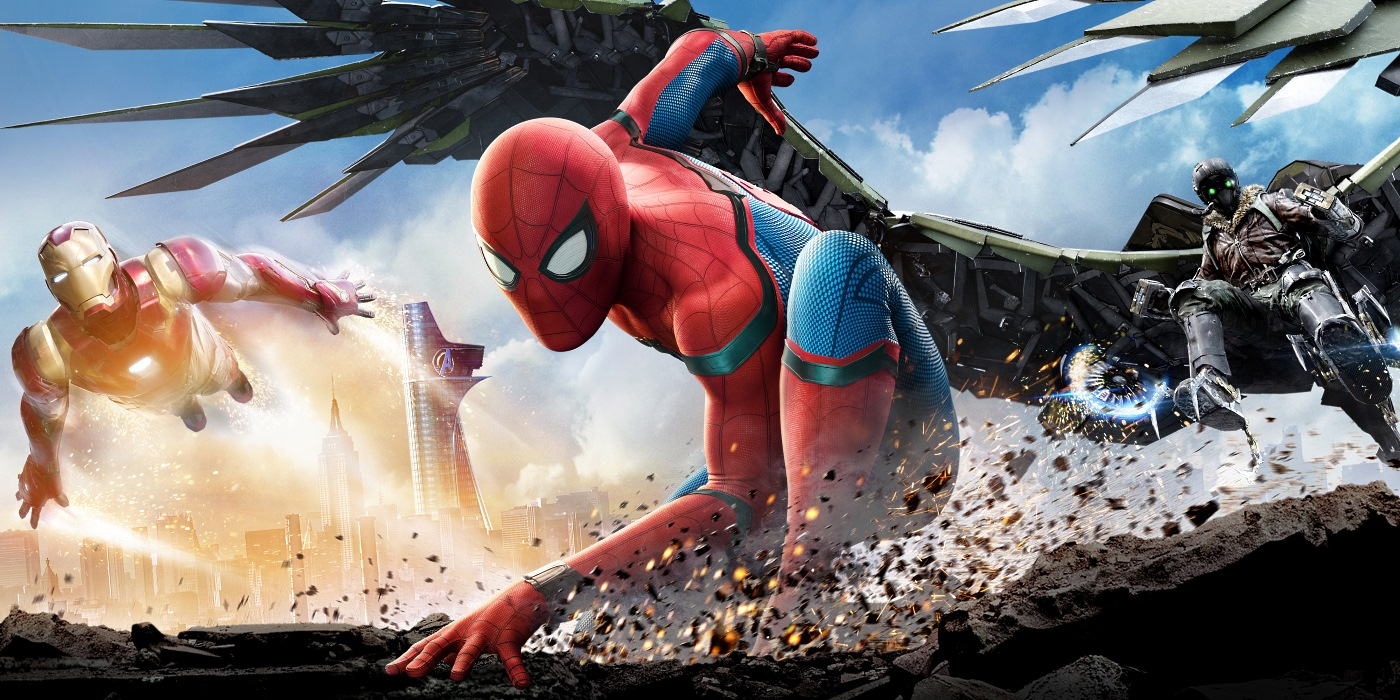 Spider Man Homecoming2017