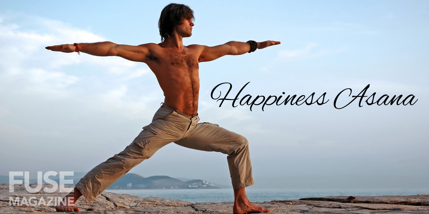 Yoga and happiness Asana