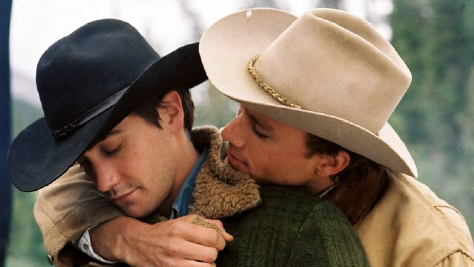Brokeback mountain Ledger movie