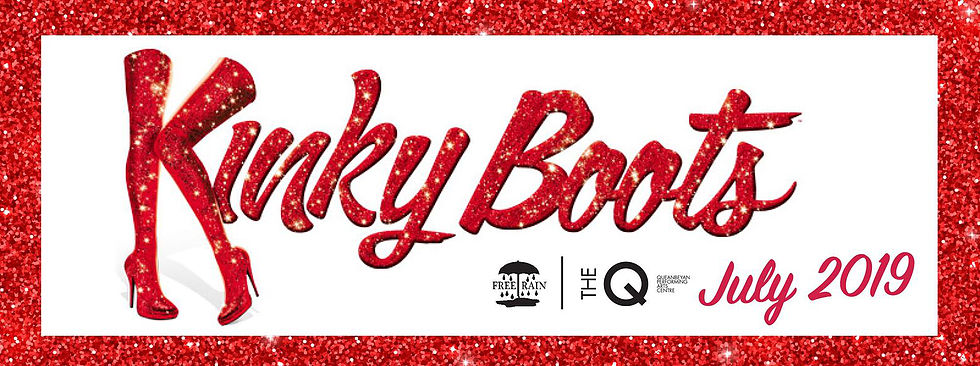 Kinky Boots Banner