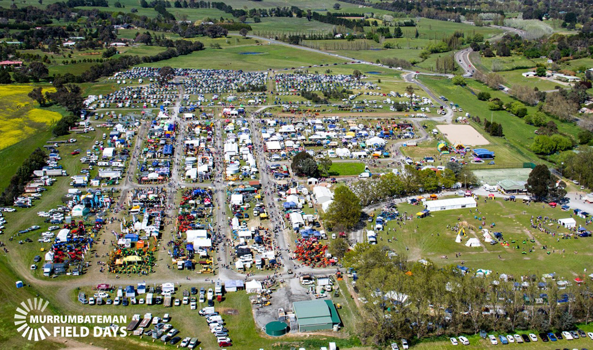 1 Murrumbateman Field Days